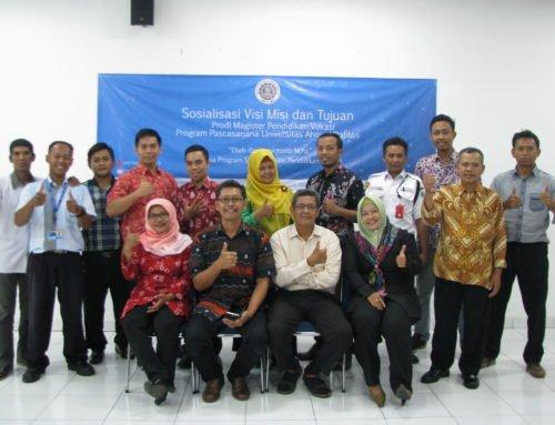 Sosialisasi Visi Misi dan Tujuan Prodi MPV UAD